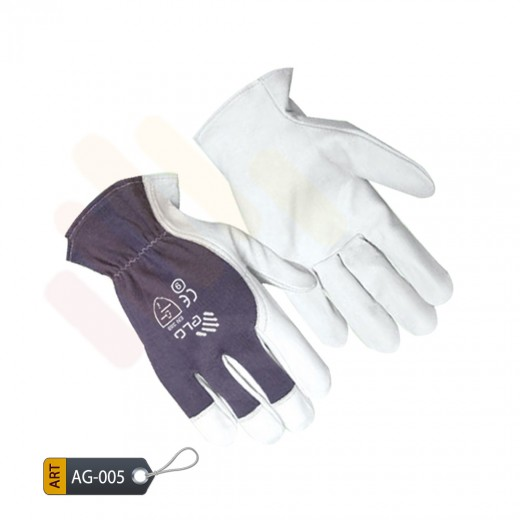 Leather Assembly Gloves by ELC  (AG-005)