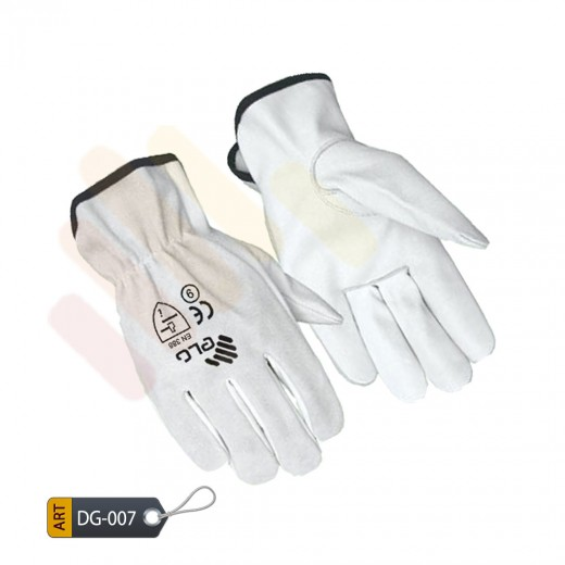 Leather Driver Gloves by ELC Pakistan (DG-007)