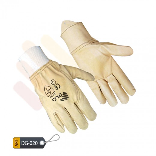 Leather Driver Gloves by ELC Pakistan (DG-020)