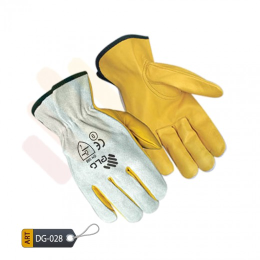 Leather Driver Gloves by ELC Pakistan (DG-028)