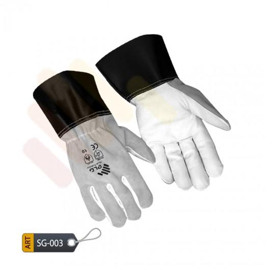 Leather Split Gloves by ELC Karachi (SG-003)