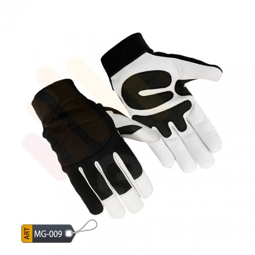 Mechanic Performance Gloves Leather by ELC Pakistan (MG-009)