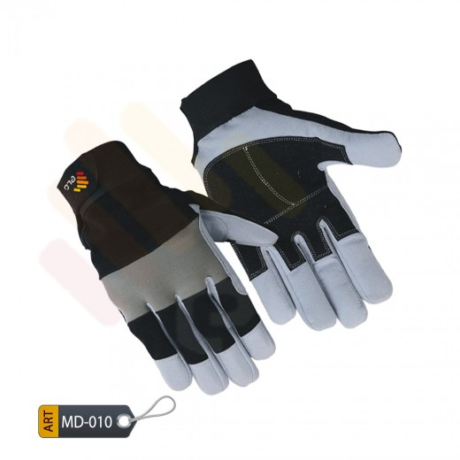 Mechanic Performance Gloves Synthetic by ELC Karachi (MD-010)