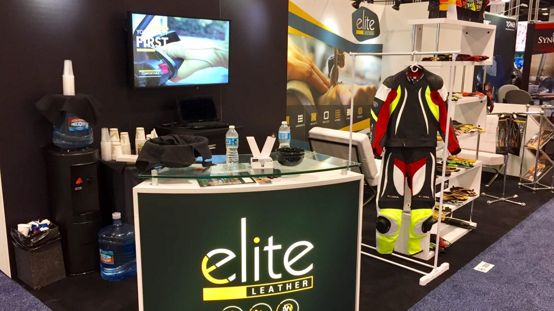Elite Leather NSC 2016 Booth 3630
