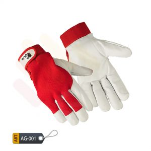 Deluxe Leather Assembly Gloves by ELC (AG-001)