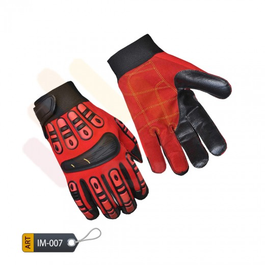 Abrasion resistant performance glove armour by ELC Pakistan (IM-007)