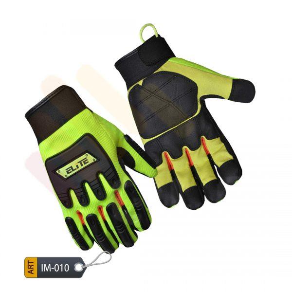 Luminous Gloves Anti-Impact Performance by ELC Pakistan (IM-010)