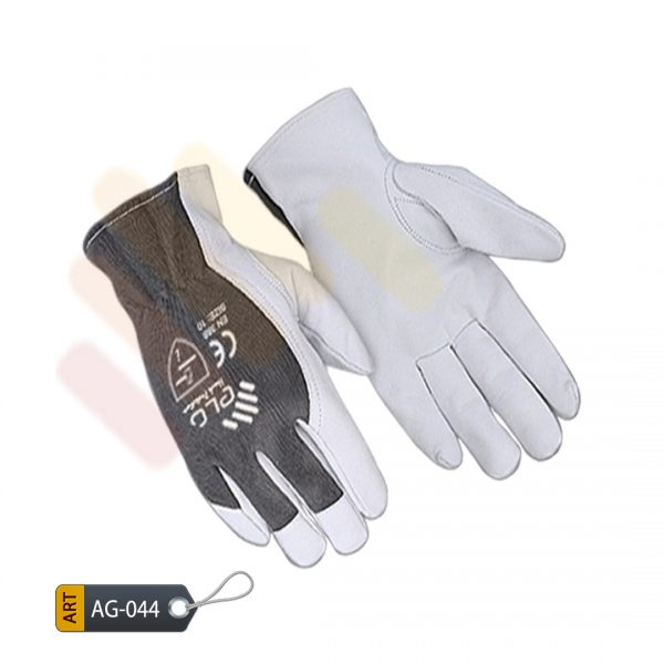 Euphoric Soft Sheepskin Leather Assembly Gloves