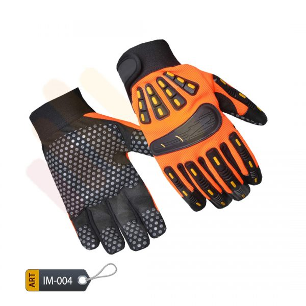 Digital Silicon palm TPR Finger Performance limpid Gloves Arcadian by ELC Pakistan (IM-004)