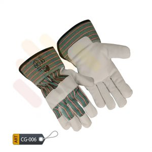 Sapphire Green Canadian Gloves by ELC Pakistan (CG-006)