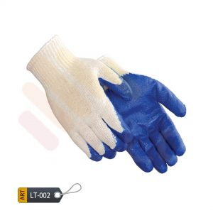 Aqua Latex coated gloves by ELC faisalabad (LT-002)