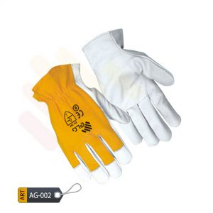 Amaze Leather Assembly Gloves by ELC (AG-002)