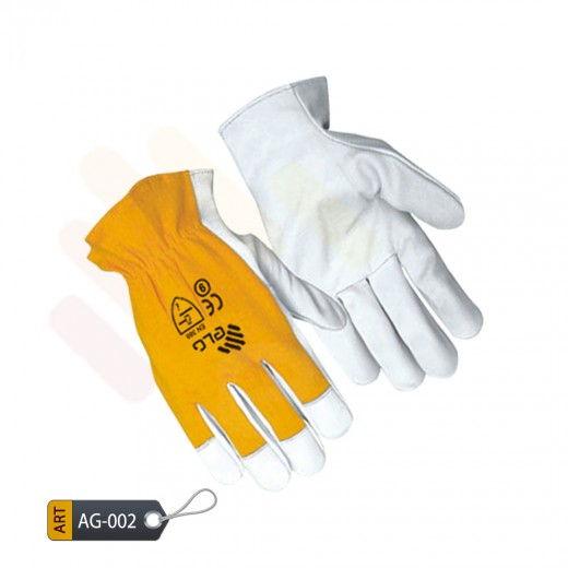 Leather Assembly Gloves by ELC  (AG-002)