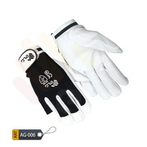 Active Leather Assembly Gloves by ELC (AG-006)