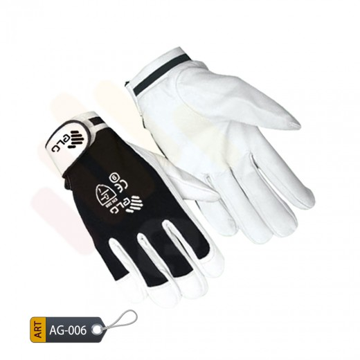Leather Assembly Gloves by ELC  (AG-006)