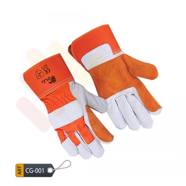 Doublepalm Leather Canadian Gloves by Elite leather Pakistan (CG-001)