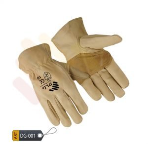 Vulture Leather Driver Gloves by ELC Pakistan (DG-001)