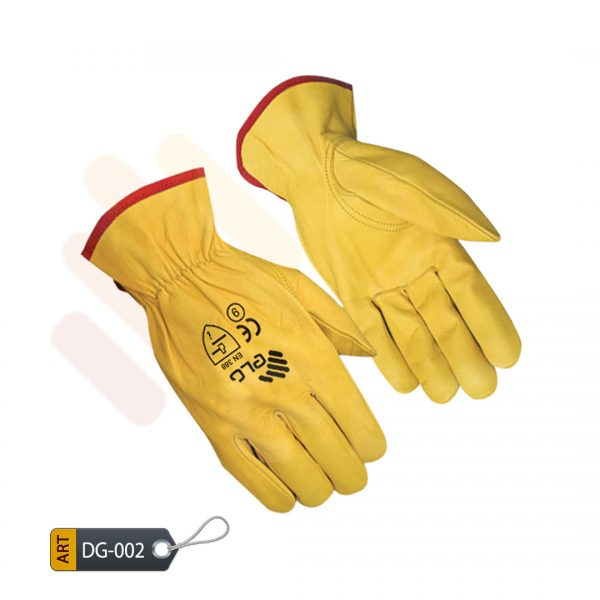 Falcon Leather Driver Gloves by ELC Pakistan (DG-002)