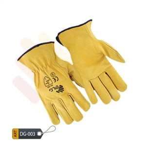 Osprey Leather Driver Gloves by ELC Pakistan (DG-003)