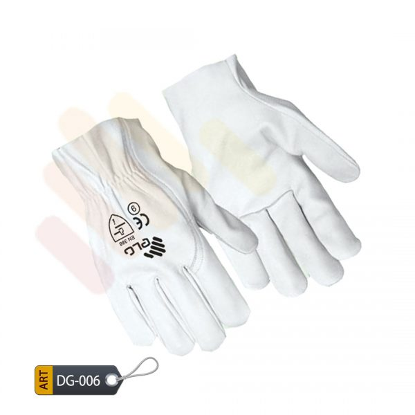 Kite Sheepskin Leather Driver Gloves by ELC Pakistan (DG-006)
