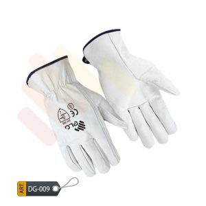 Leather Driver Gloves by ELC Pakistan (DG-009)