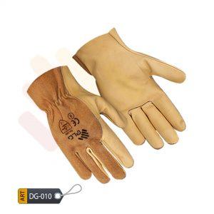 Hawk Leather Driver Gloves by ELC Pakistan (DG-010)