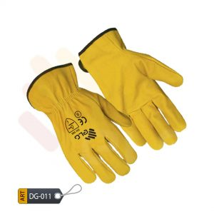 Mesite Leather Driver Gloves by ELC Pakistan (DG-011)