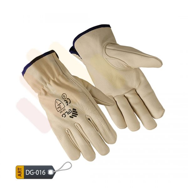 Crane Leather Driver Gloves by ELC Pakistan (DG-016)