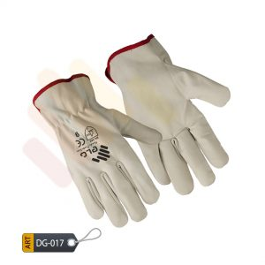 Rail Leather Driver Gloves by ELC Pakistan (DG-017)