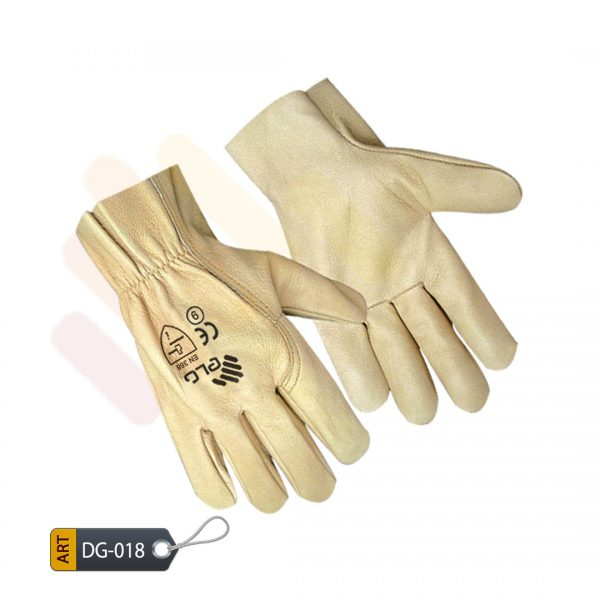 Plover Leather Driver Gloves by Elite Leather (DG-018)