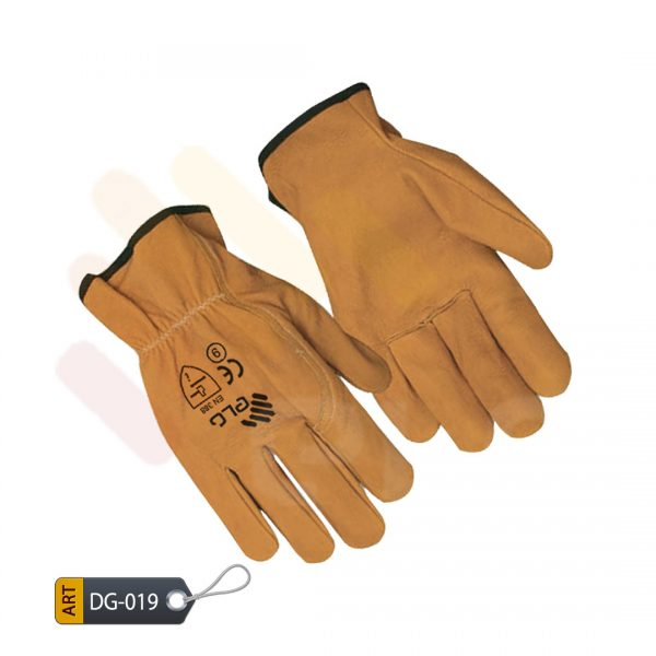 Curlew Leather Driver Gloves by ELC Pakistan (DG-019)