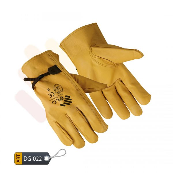 Leather Driver Gloves by ELC Pakistan (DG-022)