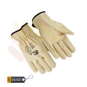 Auklet Leather Driver Gloves by ELC Pakistan (DG-023)