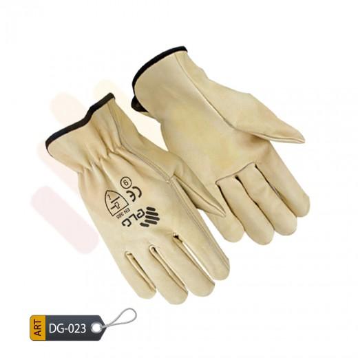 Leather Driver Gloves by ELC Pakistan (DG-023)