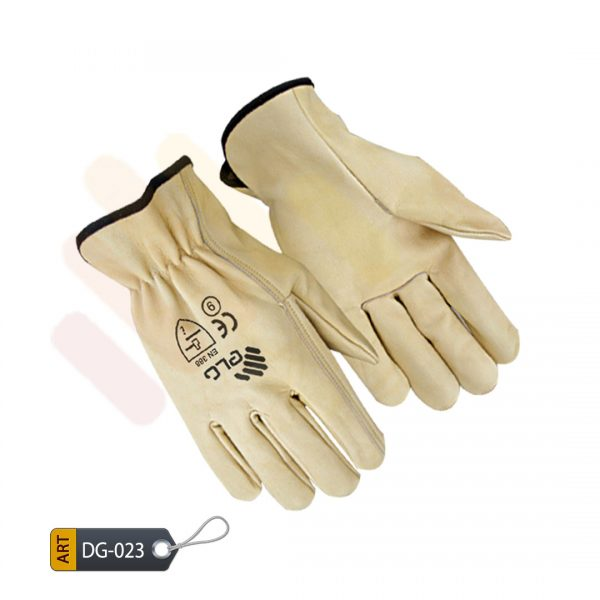 Auklet Leather Driver Gloves by ELC Pakistan (DG-023)