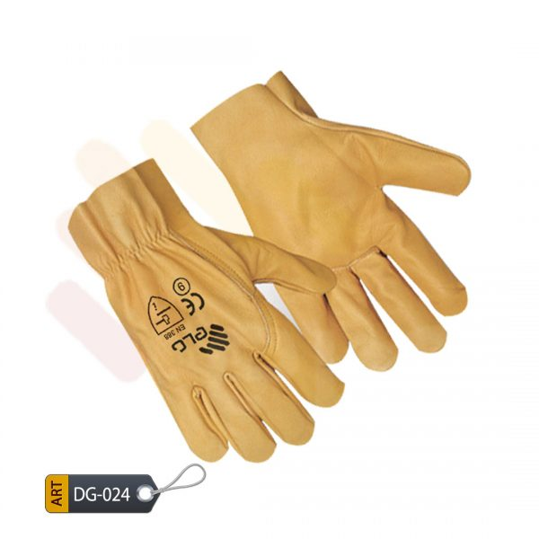 Snipe Leather Driver Gloves by ELC Pakistan (DG-024)