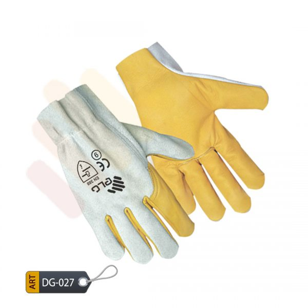 Sniper Leather Driver Gloves by ELC Pakistan (DG-027)