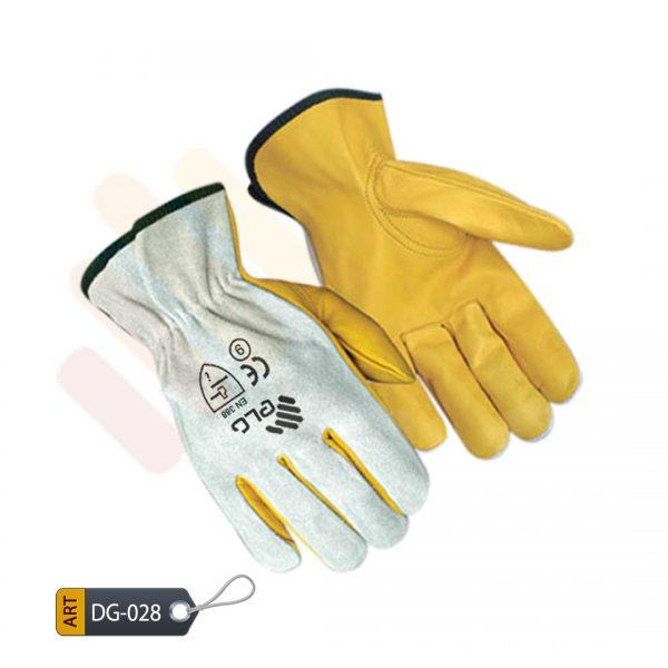 Godwit Leather Driver Gloves by ELC Pakistan (DG-028)