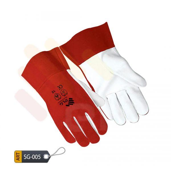 Spring Leather Split Gloves by ELC Karachi (SG-005)