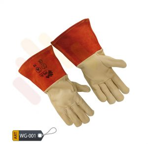 Arcade Leather Welder Gloves by ELC Karachi (WG-001)