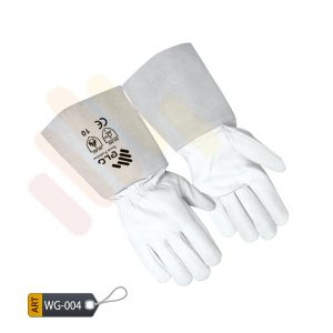 Fallow Leather Welder Gloves by ELC Karachi (WG-004)