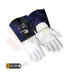 Pulse Leather Welding Gloves by ELC Karachi (WG-009)
