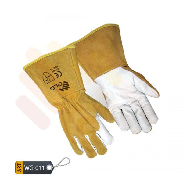 Dandelion Leather Welding Gloves by ELC Karachi (WG-011)
