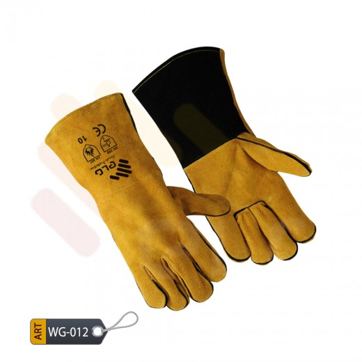 Leather Welding Gloves by ELC Karachi (WG-012)