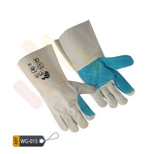 Leather Welding Gloves by ELC Karachi (WG-015)