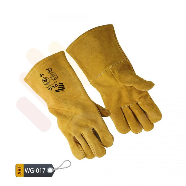 Thunder Leather Welding Gloves by ELC Karachi (WG-017)