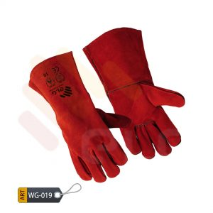 Storm Leather Welding Gloves by ELC Karachi (WG-019)