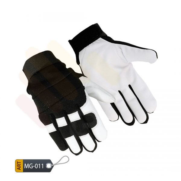 Tactic Mechanic Performance Gloves Leather by ELC Pakistan (MG-011)