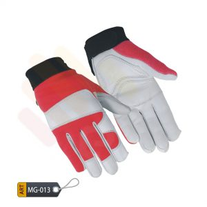 Plucky Mechanic Performance Gloves Leather by ELC Pakistan (MG-013)