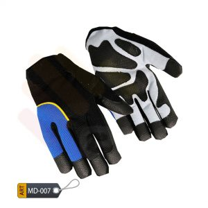Aero Mechanic Performance Gloves Synthetic by ELC Karachi (MD-007)